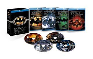 バットマン・アンソロジー コレクターズ・ボックス (初回限定生産) [Blu-ray